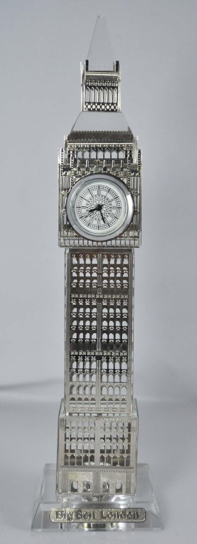 BIG BEN LONDON  SILVER
