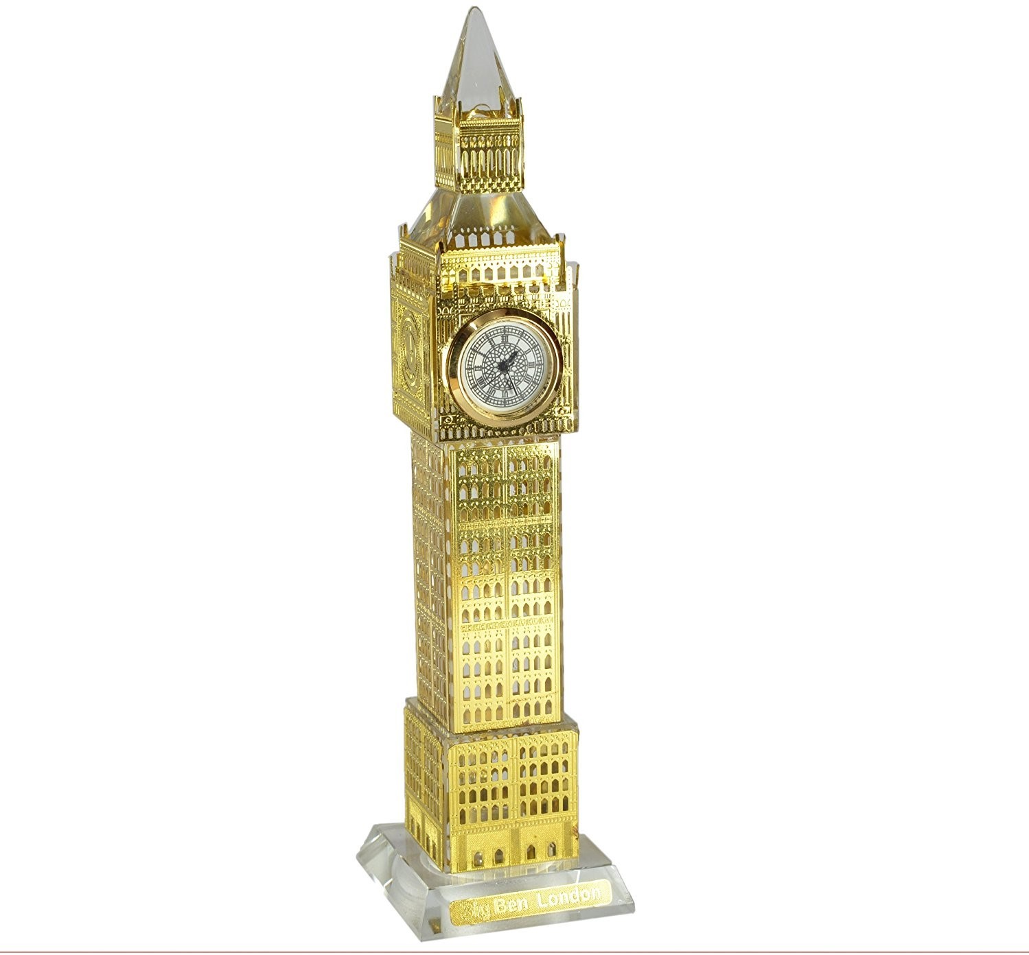 BIG BEN LONDON  GOLD