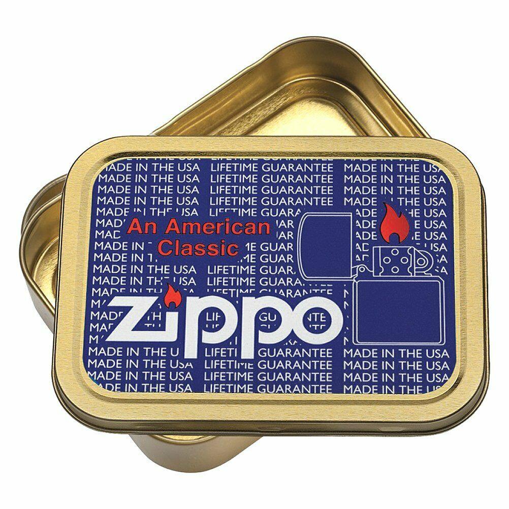 Zippo Tobacco Tin 20z