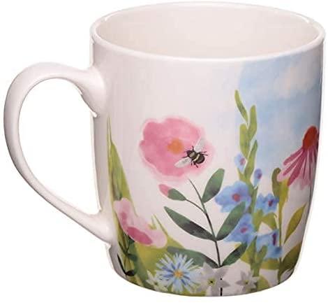 Puckator Botanical Gardens Porcelain Mug