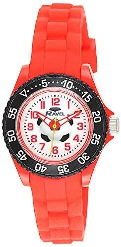 Ravel Football Red watch