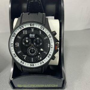 Crosshatch Men's Quartz Watch